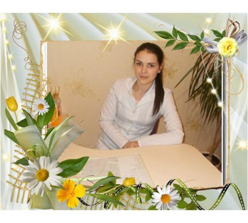 Старша медична сестра Груба Олена Віталіївна